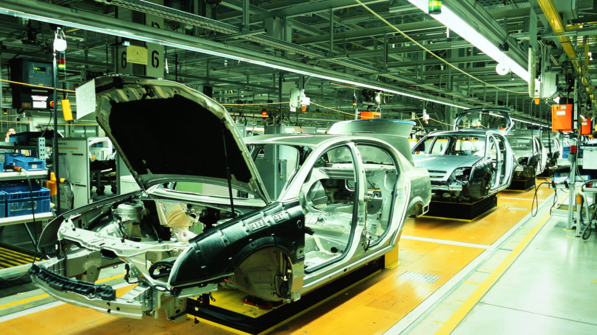 Logistyka Automotive – zadanie dla twardzieli